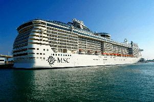 круизный лайнер MSC Seaside, турфирма Зима-Лето